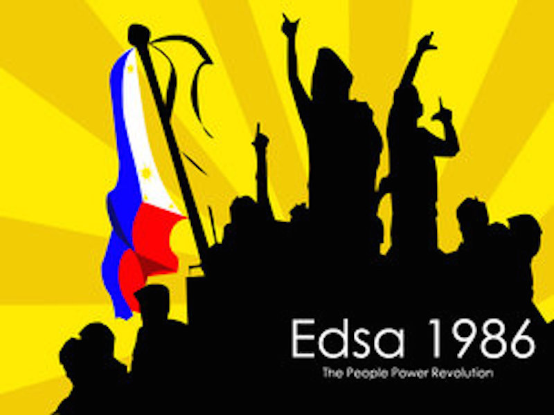 Power to the People – The EDSA Revolution and the start of the Fifth Philippine Republic