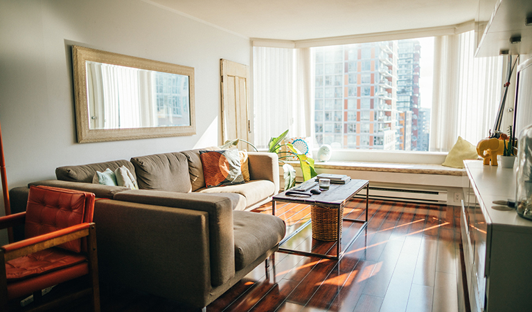 The Home Comforts of a Condo