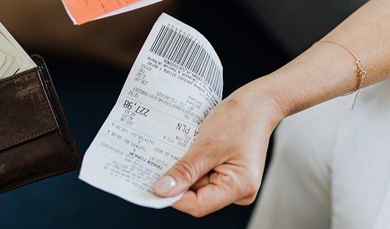 The Difference between an Official Receipt and an Invoice