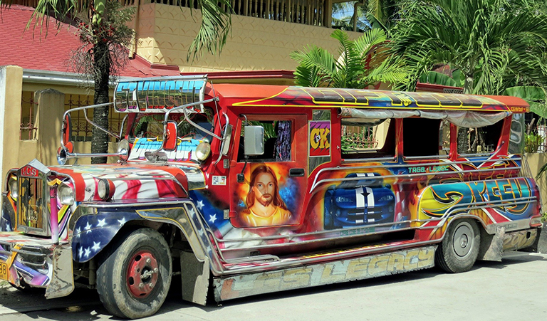 A short guide on riding Jeepneys